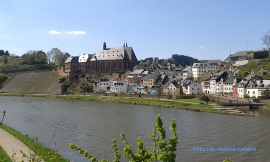 Saarburg-Zauberer-Stadtfest